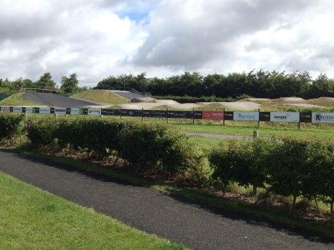 BMX track, Fingal